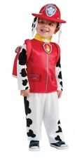Paw Patrol Marshall Child Costume Age 1-4 Years