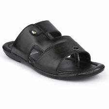 Action Shoes Men's Slippers (Dsp-410-Black)