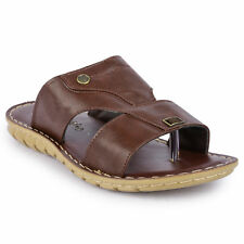 Action shoes Men Slippers HPG-2805-BROWN