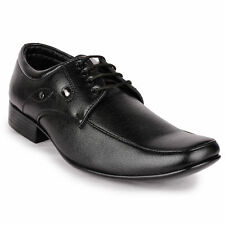 Action shoes Dotcom Men Formal shoes D-62-BLACK
