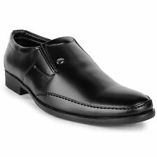 Action shoes Dotcom Men Formal shoes D-592-BLACK