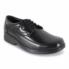 Action Shoes Dotcom Men's Formal Shoes (Dc-14645-Black)