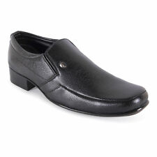 Action Shoes Dotcom Men's Formal Shoes (Dc-14372-Black)