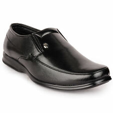 Action shoes Dotcom Men Formal shoes D-572-BLACK
