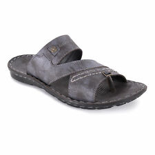 Action Shoes Flotters Men's Slippers (Pg-2602-Black)