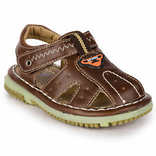 Action shoes Dotcom Kids Sandals 20124-BROWN