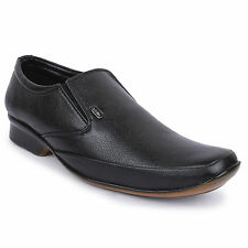 ACTION SHOES DOTCOM MEN FORMAL SHOES D-103-BLACK