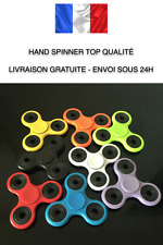 HAND SPINNER FIDGET TROTTOLA HANDSPINNER GIOCATTOLO ANTI-STRESS RELAX AUTISTICO