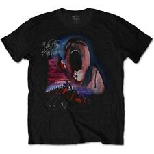 OFFICIAL LICENSED - PINK FLOYD - THE WALL SCREAM & HAMMERS T SHIRT ROCK GILMOUR