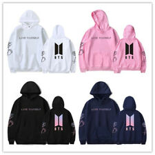 BTS Bangtan Boys Hoodies love Yourself Hoodie Sweater SUGA J-HOPE JIMIN JIN V