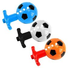 Kids Football Spinning Tops Toy Spinner Multi-Color LED Flash Light Gyro Music L