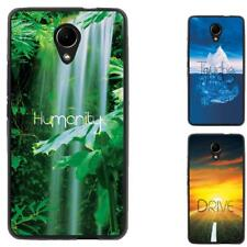 Coque souple noire pour Wiko Robby - Collection : Paysage