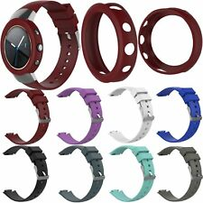 Silicone Strap Watch Band Bracelet for ASUS Smart ZenWatch 3 Easy Install + Case