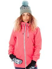 Giacca Snowboard Donna Volcom Alesk Insulated Bright Rose