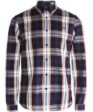 """Fred Perry Pour Hommes chemise carreaux tartan """"BOLD"""""""