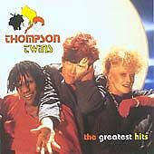 Thompson Twins - The Greatest Hits - Thompson Twins CD