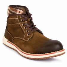 ACTION SHOES NOBILITY MEN CASUAL SHOES NL-2519-COFFEE