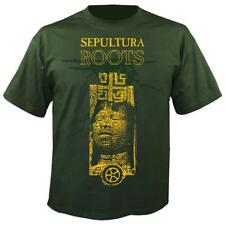 OFFICIAL LICENSED - SEPULTURA - ROOTS 30 YEARS T SHIRT METAL CAVALERA