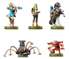 amiibo*Legend of Zelda Collection*Link [Reiter*Bogen]*Bokblin*Wächter*Zelda*NEU