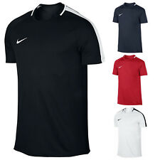Nike Boys T-Shirt Football Jersey Dry Academy Tee Training Top Kid Size S M L XL