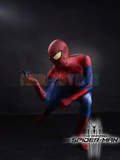 Amazing Spiderman Outfit - Superhero Costume Cosplay - Halloween Spandex suit