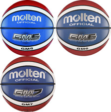 10x Molten Basketball BGMX7-C BGMX6-C BGMX5-C Trainingsball indoor outdoor