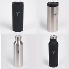 New Tesla Stainless Steel Water Bottle Tumbler