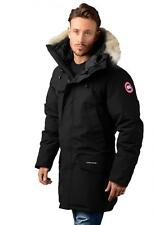 Canada Goose Jacket - Mens Langford Parka Jacket in Black