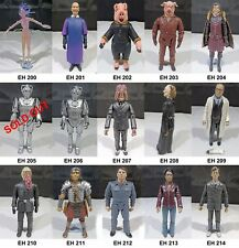 Doctor Who Aliens & Companions 5' Action Figures Characters Choice Of 14 To Buy