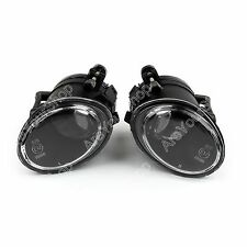 Replacement Clear Faros antiniebla Lamps Lfet/Right Para 02-06 BMW E46 M3 4 Door