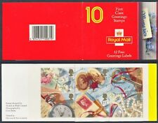 GB - Stamp Booklets
