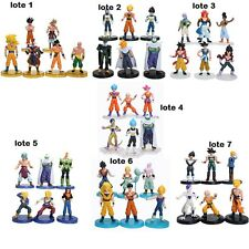 set lote de figuras de dragon ball z