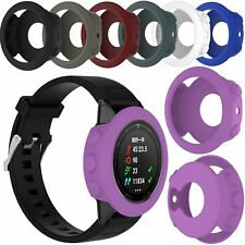 Silicona Funda Correa Sleeve para Garmin Fenix 5 GPS Deportes Watch 8 Colors