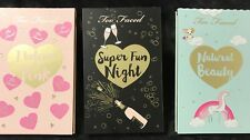 Too Faced Best Year EVER 2018 *U Pick* Super Fun, Natural, Pink Palette NEW READ