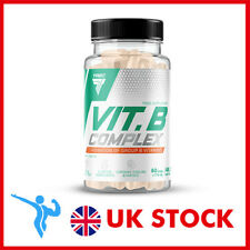 Trec Nutrition Vit B Complex - Energy Concentration and Effective Metabolism