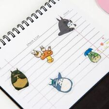 New Anime Studio Ghibli My Neighbour Totoro Clear Stickers Set