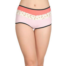 Clovia Women's Solid High Rise Pink Hipster Panty Pack Of 1 (PN1887P22)