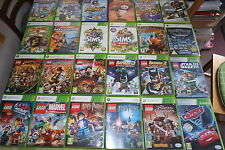 XBOX 360 Kids Games Make your selection SONIC MINECRAFT DISNEY CARS LEGO SIMS 3