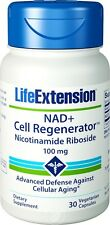 NAD+ Cell Regenerator - Nicotinamide Riboside (100 mg) - 30 VC - Life Extension