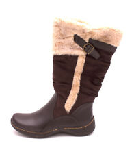 Kim Rogers Womens Edith Round Toe Mid-Calf Cold Weather Boots