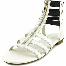 MICHAEL Michael Kors Womens CODIE Leather Open Toe Casual