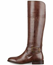 Marc Fisher Womens Aysha WIDE CALF Leather Almond Toe Knee High Fashion Boots