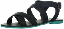 Madden Girl Womens Rade Open Toe Casual Ankle Strap Sandals