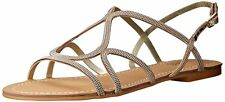 Carlos by Carlos Santana Womens Gage Open Toe Casual Ankle Strap Sandals