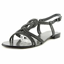 Vince Camuto Womens Jalina Open Toe Casual Ankle Strap Sandals