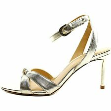 MICHAEL Michael Kors Womens Maxwell Open Toe Ankle Strap Classic Pumps