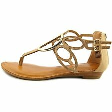 ZIGI SOHO Womens Markah Open Toe Casual