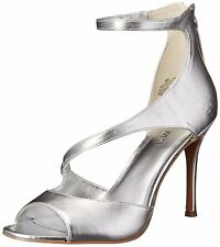 Nine West Womens Festivitie Open Toe Special Occasion Ankle Strap Sandals