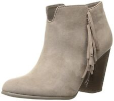 Carlos by Carlos Santana Womens Tempe Leather Closed Toe Ankle Fashion Boots
