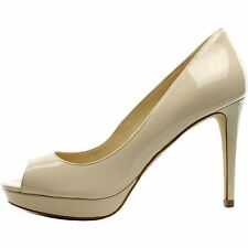 Marc Fisher Womens Byanka2 Peep Toe Platform Pumps